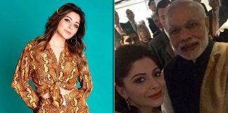 COVID-19 Affected Kanika Kapoor Took A Selfie With PM Narendra Modi Post London Return?