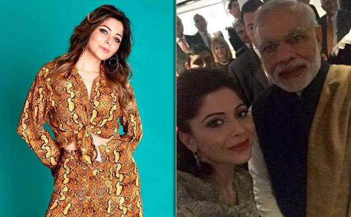 COVID-19 Affected Kanika Kapoor Took A Selfie With PM Narendra Modi Post London Return? Here's The Truth