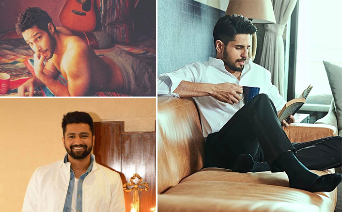 COVID-19 Effect: From Vicky Kaushal To Siddhant Chaturvedi, Here's What Your Favourite Celebs For Passing Their Time During Quarantine