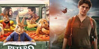 Peter Rabbit 2, Tom Holland's Uncharted & 2 Other Hollywood Biggies POSTPONED!