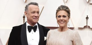 COVID-19: Hollywood wishes for Tom Hanks, Rita Wilson pour in