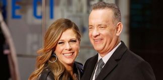 Tom Hanks & Rita Wilson Have A Quirky Name For COVID-19 Vaccine As They Donate Their Blood