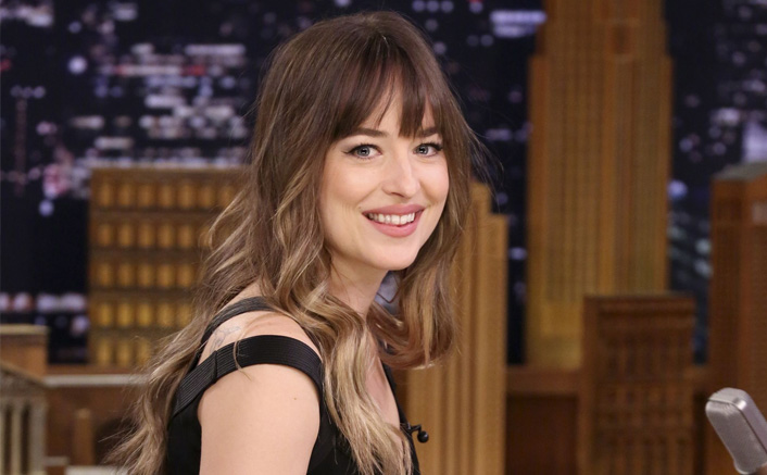 Dakota Johnson at war with neighbours