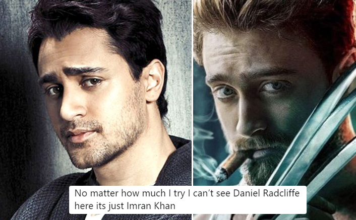 A Fan Photoshops Daniel Radcliffe As Wolverine But People Can See Imran Khan In Him, Check Out The Crazy Reactions