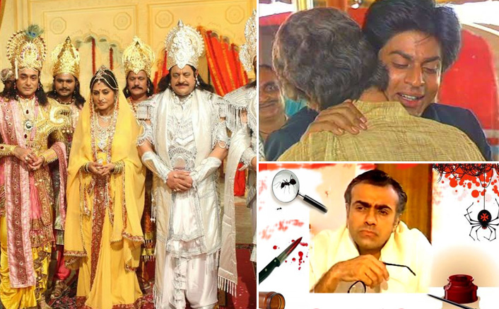 With Ramayan, DD Also Brings Back Mahabharat, Byomkesh Bakshi & Circus On Demand - 90's Kids Reunite!