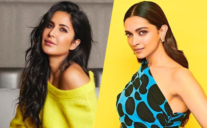 Deepika Padukone Accuses Katrina Kaif Of Plagiarism, Check Out Their Funny Digs!