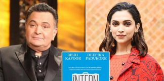 Deepika Padukone Looking For A Replacement For Rishi Kapoor In The Intern Remake?