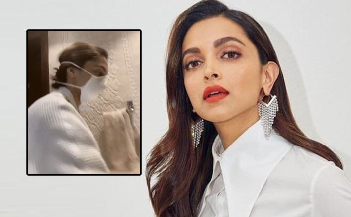 Deepika Padukone takes up #SafeHandsChallenge after getting nominated by the WHO Director-General. Check video!