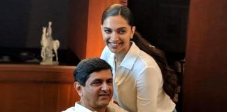 Deepika to dad Prakash Padukone: They don't make you like you anymore