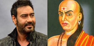 Despite National Lockdown, The Work On Ajay Devgn's Chanakya In A Full Swing