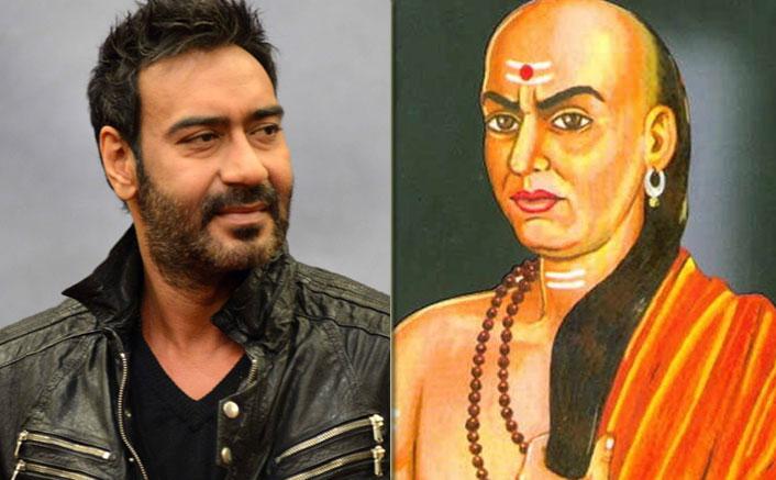 Despite National Lockdown, The Work On Ajay Devgn's Chanakya In A Full Swing
