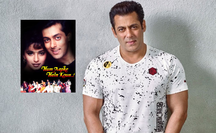 Salman Khan's Hum Aapke Hai Koun Marks HIGHEST Footfall In Hindi Cinema; Baahubali 2 Follows