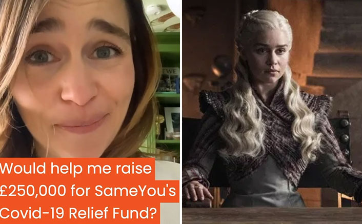 Game Of Thrones: Here's How You Can Have A Dinner Date With The MOTHER OF DRAGONS AKA Emilia Clarke