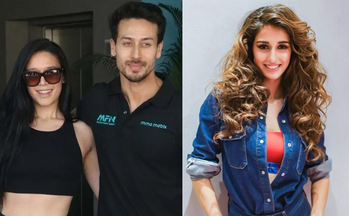 Disha Patani Shares An Amazing Bond With Tiger Shroff's Sister Krishna & This Is Yet Another PROOF!
