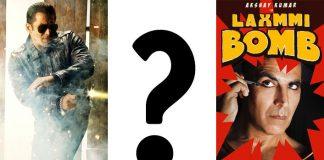 Eid 2020 Box Office: Salman Khan's Radhe VS Akshay Kumar's Laxmmi Bomb VS THIS Hollywood Biggie To Witness A Clash