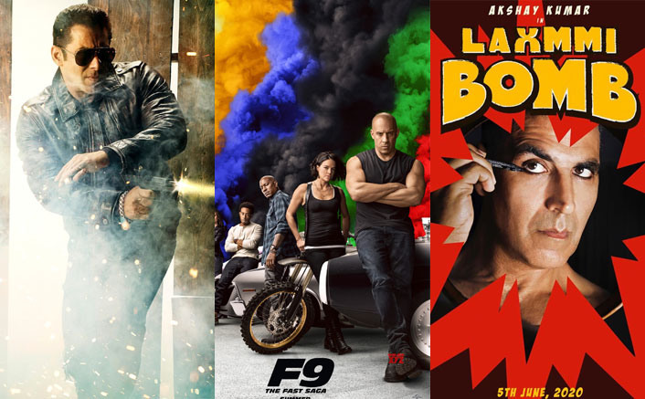 Eid 2020 Box Office: Salman Khan's Radhe VS Akshay Kumar's Laxmmi Bomb VS THIS Hollywood Biggie To Witness A Clash