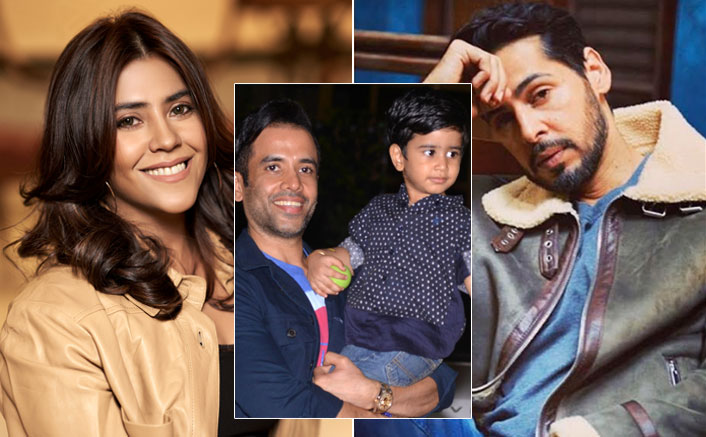 """Ekta Kapoor talks about Dino Morea's character inspired by Tusshar Kapoor in 'Mentalhood'; """"single parent has the additional responsibility"""""""