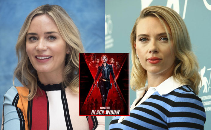 Emily Blunt DIDN'T CHOOSE To Not Be Marvel's Black Widow But Here's The Real Reason Why Scarlett Johansson Grabbed It