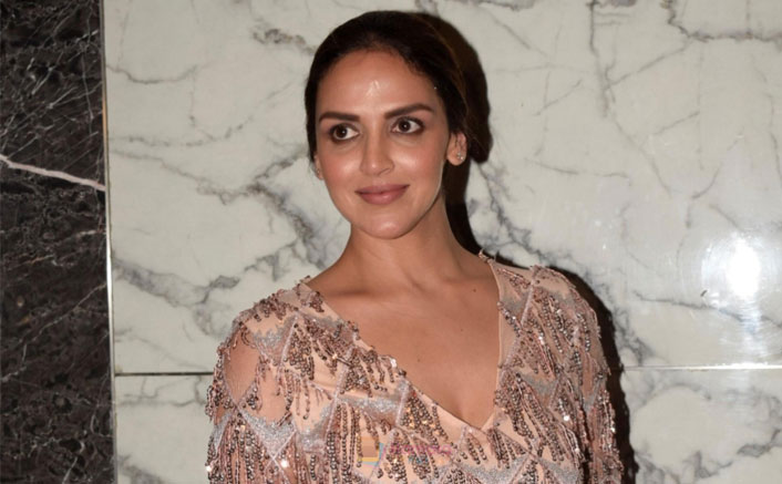 Esha Deol Takhtani: I'm the first author in our family