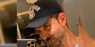 """Everyone is awe-struck! Hrithik Roshan """"Keeps it real' with his latest photos and fans are loving it!"""