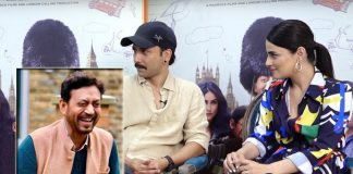 EXCLUSIVE! Angrezi Medium Actors Radhika Madan & Deepak Dobriyal Reveal What Happened On The 1st Day Of Sets With Irrfan