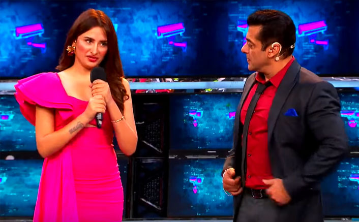 EXCLUSIVE! Bigg Boss 13 Scripted? Mahira Sharma's 'Rahees' Remark To Salman Khan Definitely Was