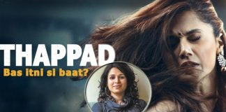EXCLUSIVE! Thappad Co-Writer Mrunmayee Lagoo: This Isn't A Movie Where One Can Hide Behind VFX Or Music, So Writing Becomes Starker