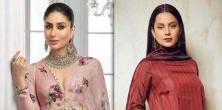 Faux Pas Alert! Kareena Kapoor Khan Mentions Kangana Ranaut In The League Of Married Actresses