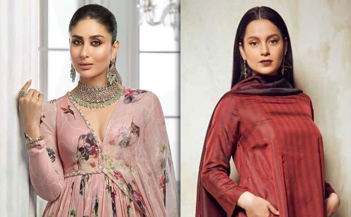 Faux Pas Alert! Kareena Kapoor Khan Mentions Kangana Ranaut In The League Of Married Actresses