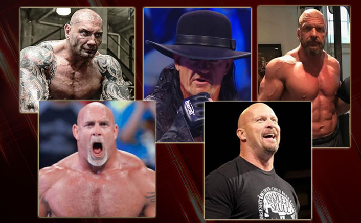 Feeling Lethargic To Workout? These 5 WWE Superstars Over 50 Years & Their Tremendous Physique Will BEAT Your Excuse