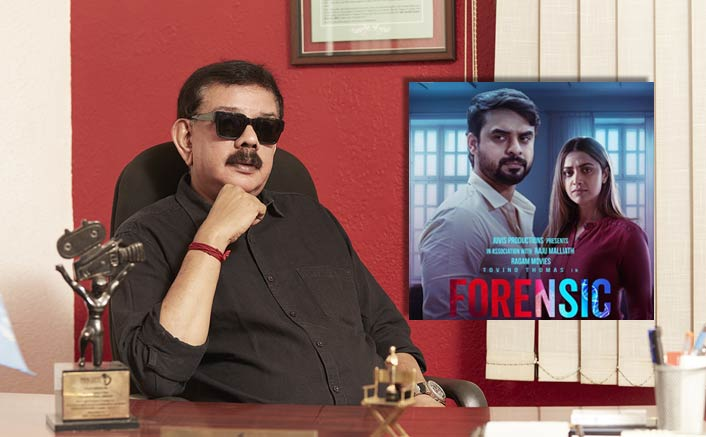 Filmmaker Priyadarshan Congratulates Team 'Forensic' On The Film's Success