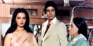 #FlashbackFriday: When Rekha Saw Jaya Bachchan Crying While Seeing Her Romancing Amitabh Bachchan Onscreen