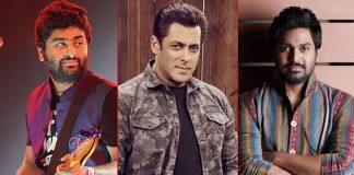#FlashbackFriday: When Salman Khan Got Into War Of Words With Arijit Singh & Mithoon!