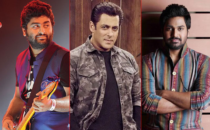 #FlashbackFriday: Here's EVERYTHING Behind Salman Khan's 'War Of Words' With Arijit Singh & Mithoon!