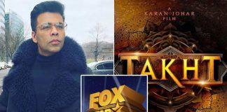 Fox Star India Cuts Ties With Karan Johar's Takht Following Financial Setbacks?
