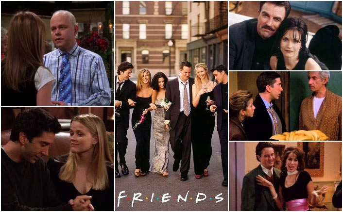 FRIENDS: 5 'Non-Friends' Characters Like Janice & Gunther Which Made The Show Memorable