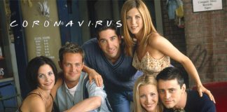 FRIENDS Ft. Coronavirus: Theme Song 'I'll Be There For You' Gets A COVID-19 Twist & It's VIRAL!