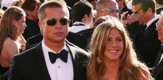 FRIENDS' Jennifer Aniston & Brad Pitt Plan A Beach Wedding, Courteney Cox & Bradley Cooper Amongst Other Guests?