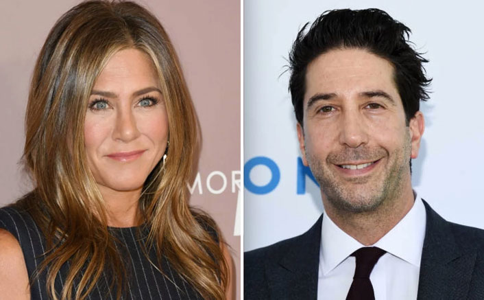 FRIENDS: Jennifer Aniston & David Schwimmer Dated For 4 Years & Kept It A Secret From Their BFFs?