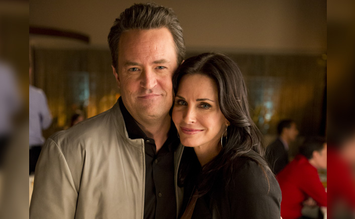 "FRIENDS Reunion Already! Matthew Perry AKA Chandler Bing Asks Courteney Cox AKA Monica Geller, ""What The Hell Just Happened?"""
