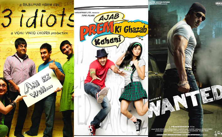 From Aamir Khan - Kareena Kapoor Khan Led 3 Idiots To Salman Khan's Wanted - Top 10 Bollywood Grossers Of 2009