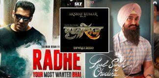 From Akshay Kumar's Prithviraj To Aamir Khan's Laal Singh Chadha, Here Are 10 Most Awaited Bollywood Films Of 2020