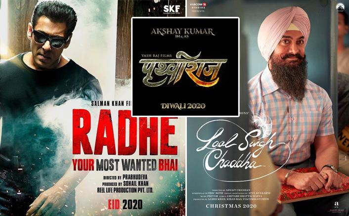 From Akshay Kumar's Prithviraj To Aamir Khan's Laal Singh Chaddha - 10 Most Awaited Bollywood Films Of 2020!