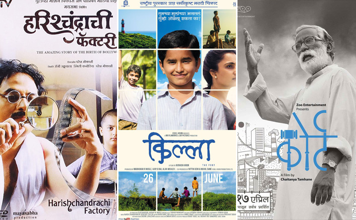From Court, Killa To Fireband - Make Most Of Your Time By Watching These 'Really' Good Marathi Films On A Click