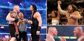 From Goldberg VS Brock Lesnar To Kurt Angle VS Eugene - Take A Look At 5 Interesting WWE Matchups