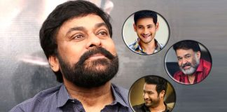 As Megastar Chiranjeevi Joins Twitter, Mohanlal, Mahesh Babu & Others Give Him A Warm Welcome!
