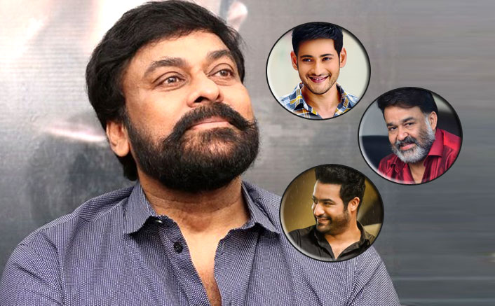From Mahesh Babu To Mohanlal, South Biggies Welcome Megastar Chiranjeevi On Twitter