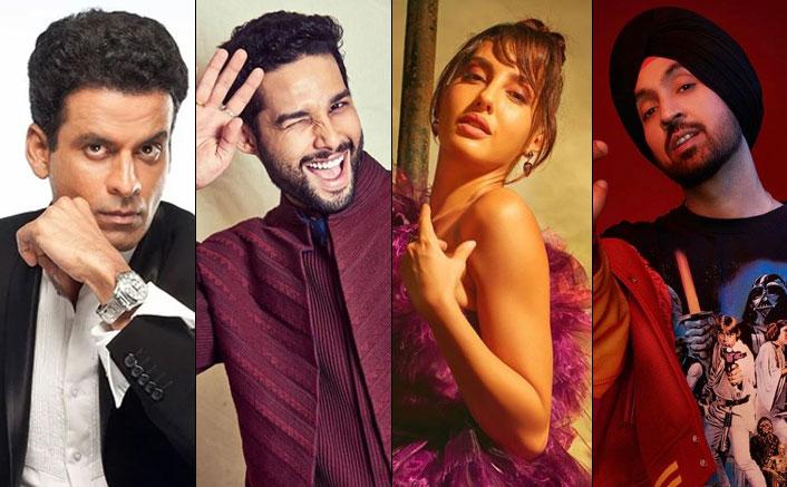 From Manoj Bajpayee, Diljit Dosanjh To Nora Fatehi, Bollywood Celebs REACT To Koimoi Audience Poll 2019