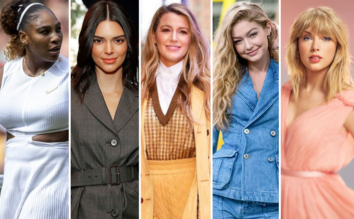 When Gigi Hadid Was Interviewed By Serena Williams, Kendall Jenner, Blake Lively & Taylor Swift