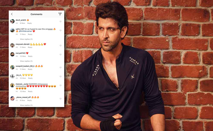 Hrithik Roshan Shares The Pictures Of His Recent Performance At An Award Function, Fans Go Gaga